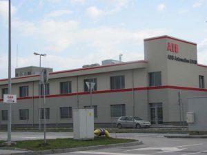 Сграда АББ Аутомейшън - Промишлена зона с. Стряма