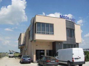 Сграда на Меди Вет - гр. Пловдив